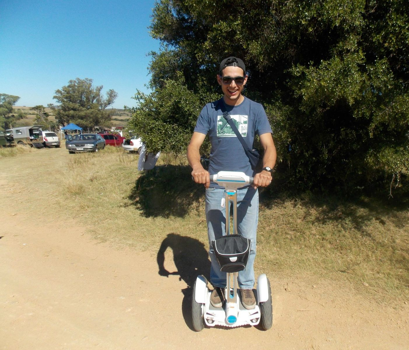 Airwheel Electric Unicycle Represent its Master of Hi-tech.