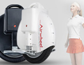 Airwheel single wheel electric scooter