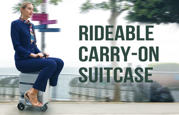 AirwheelSE3Mini smart suitcase
