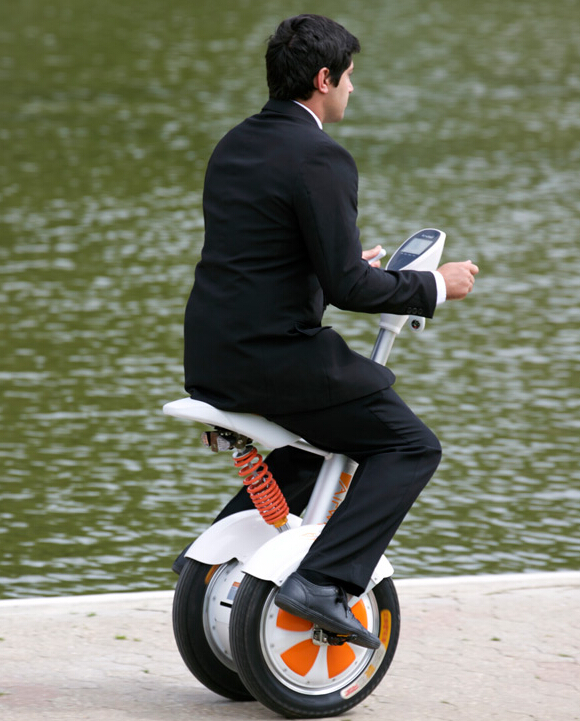 Have a High-tech Travelling Experience with Airwheel A3 Electric Self-balancing Scooter