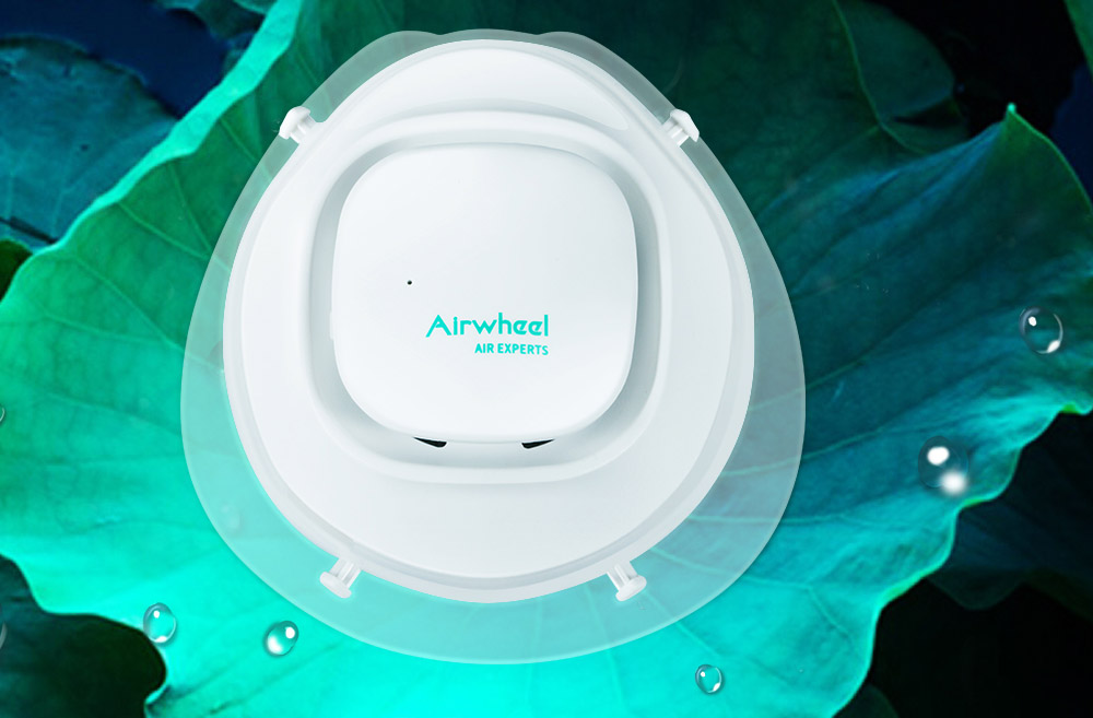 Airwheel electric mask