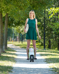 Airwheel Q6 2 wheels scooter
