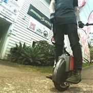 wheel electric scooter