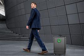 Airwheel SR3 fully autonomous suitcase