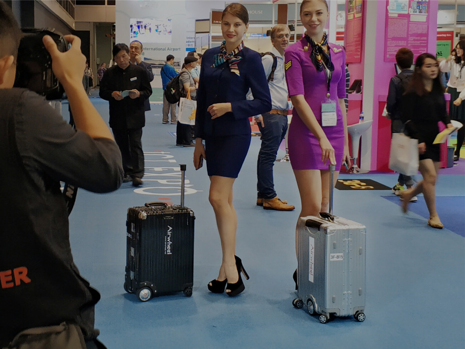 Airwheel luggage