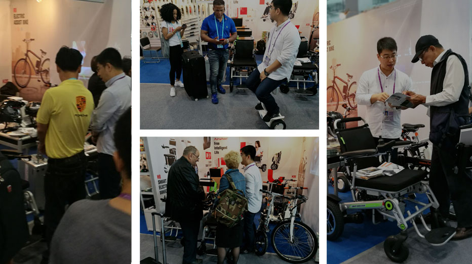Airwheel The 123rd CANTON FAIR