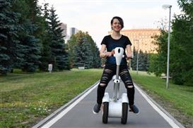 Airwheel A3 2-wheeled electric scooter Airwheel A3