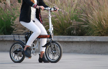 R5 intelligent electric assist bike